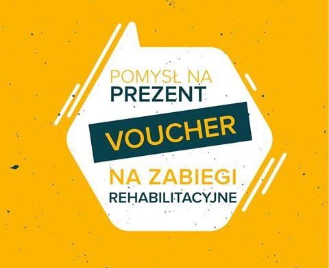 Vouchery na zabiegi rehabilitacyjne