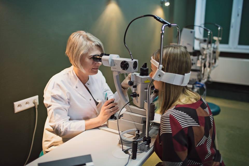 Prezentacja lasera okulistycznego