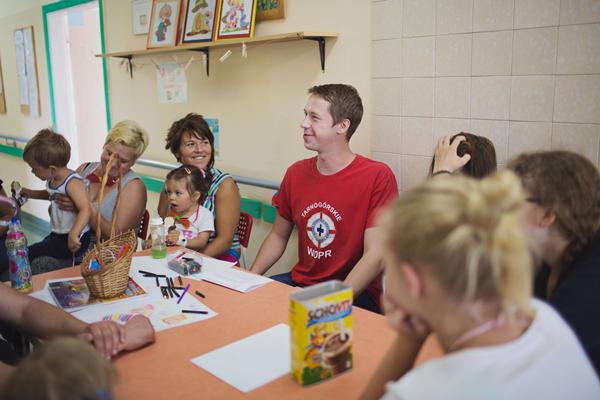 Pierwszy dzień lata na pediatrii