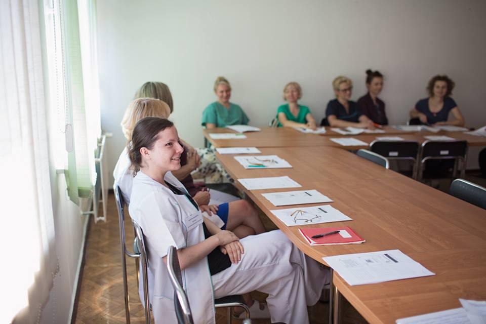 Szkolenie z języka angielskiego dla personelu szpitala