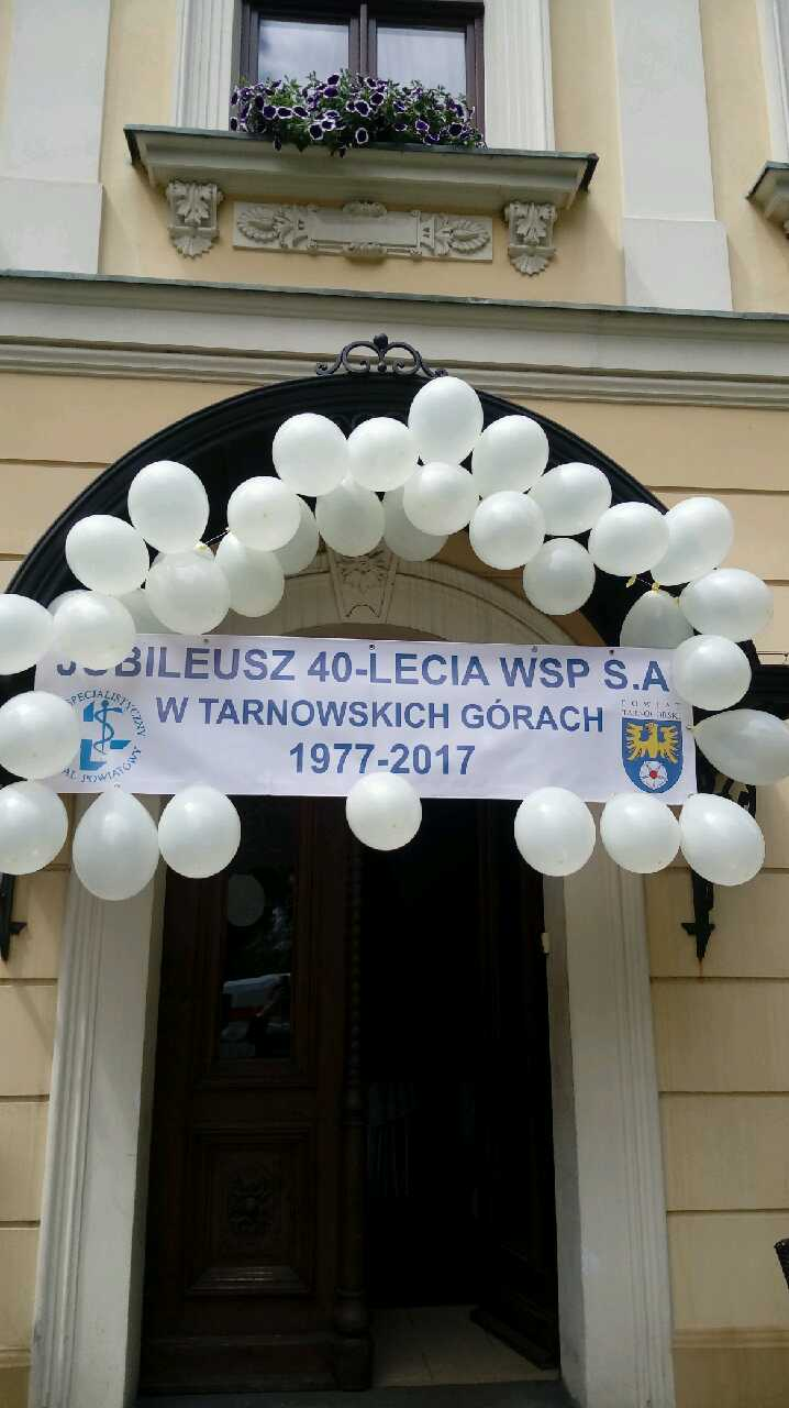 Jubileusz 40-lecia WSP S.A.