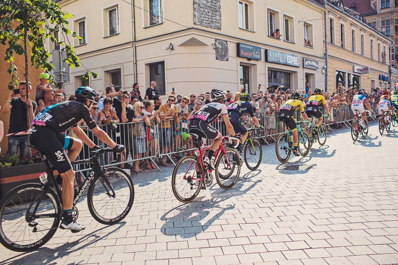 Utrudnienia w dojeździe do szpitala w związku z Tour de Pologne