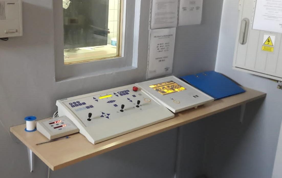 WSP sprzeda używany aparat rentgenowski