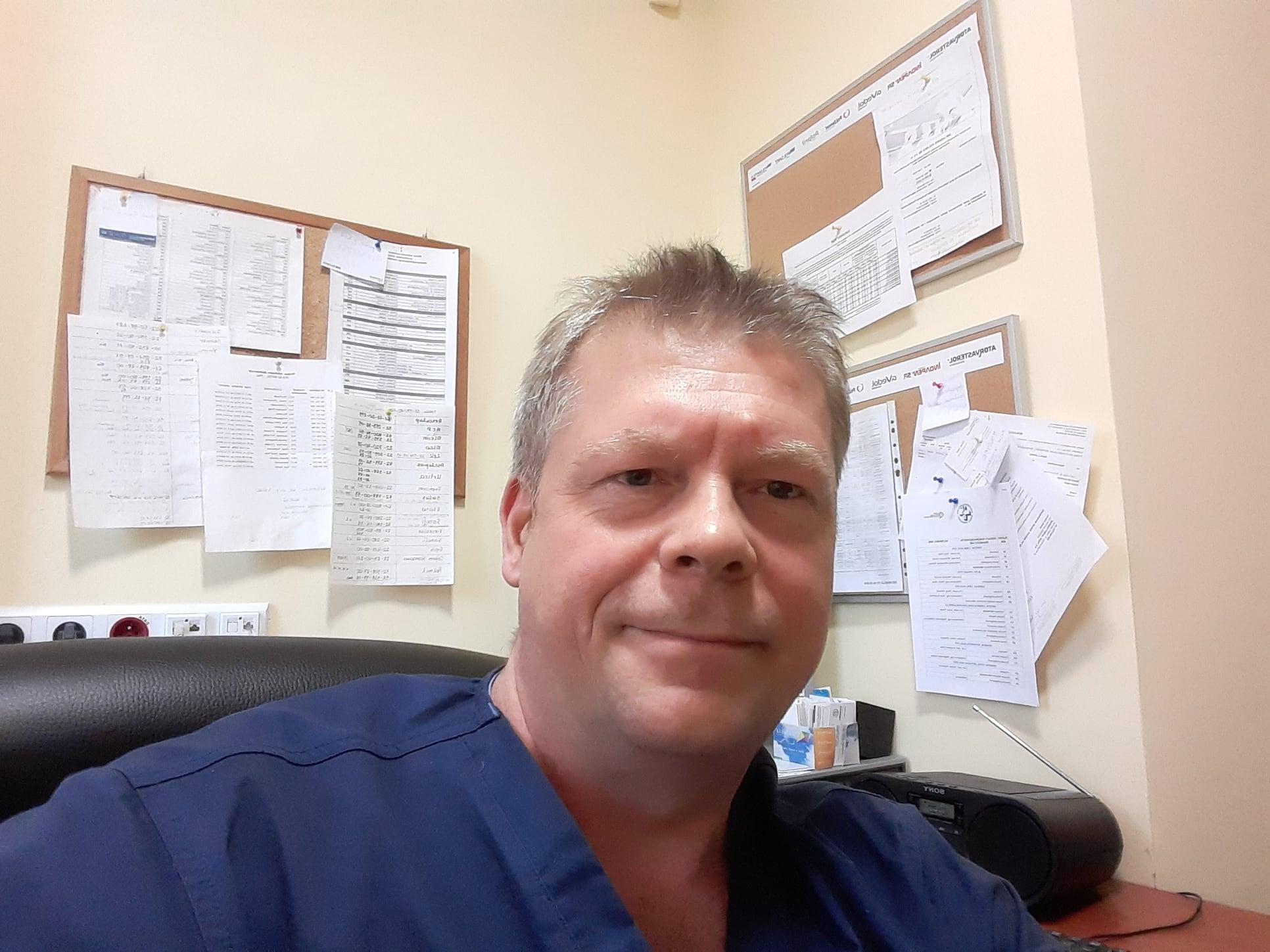 Marcin Cichoń konsultantem wojewódzkim w dziedzinie farmacji szpitalnej