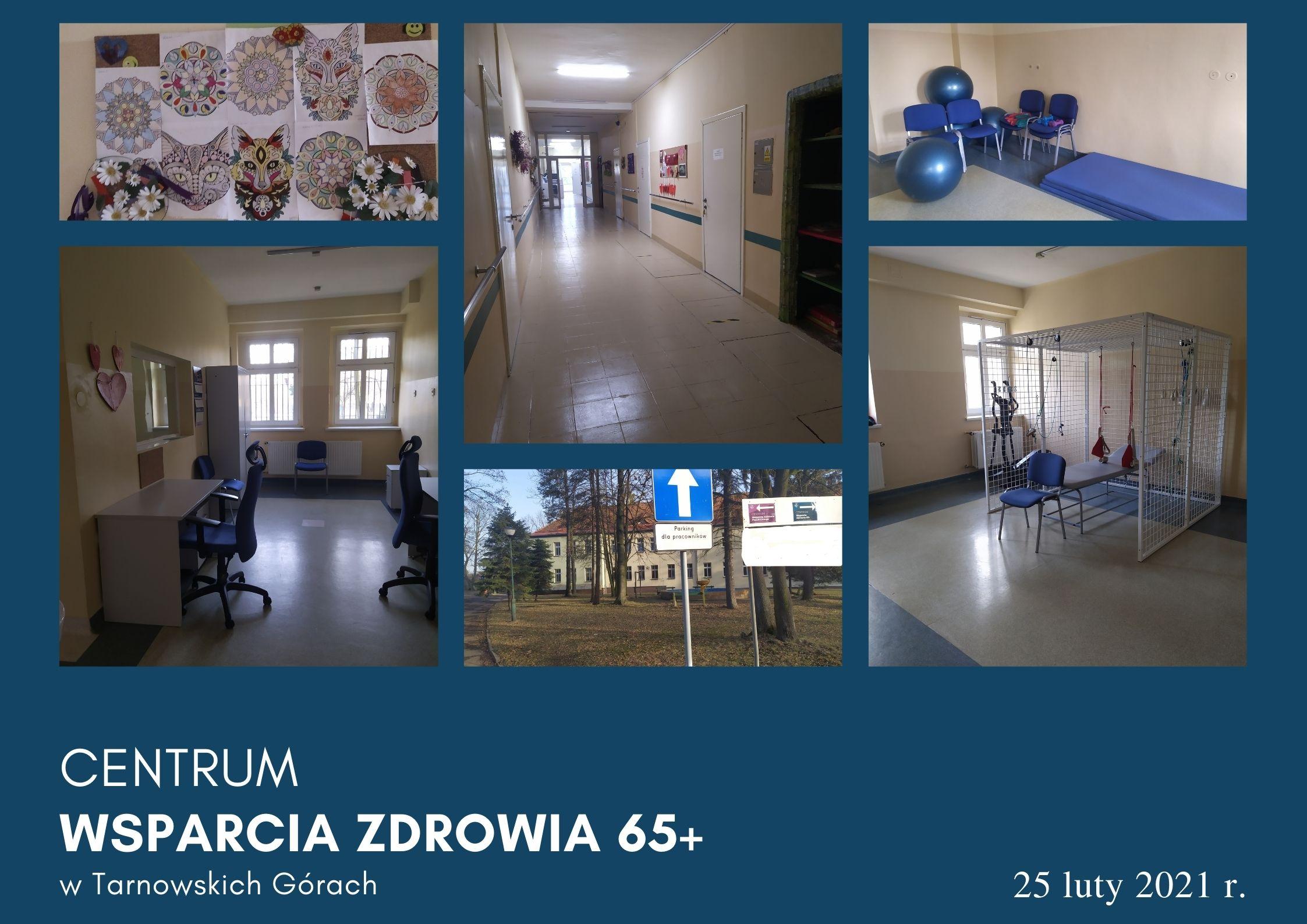 Centrum Wsparcia Zdrowia 65+